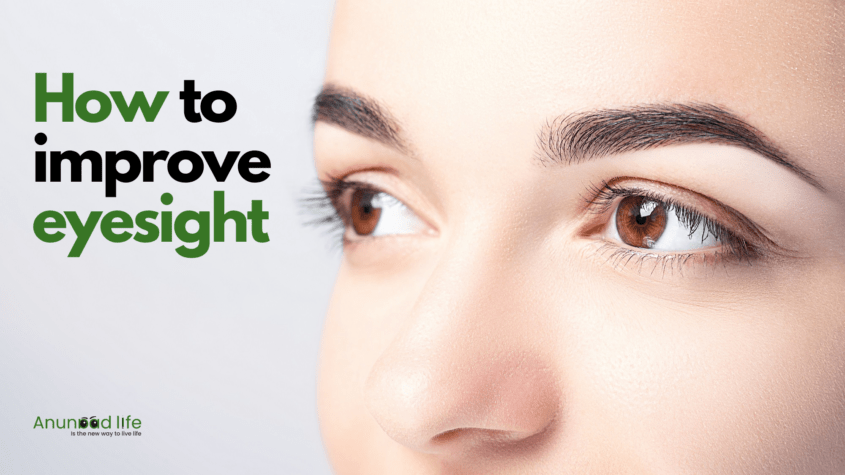 Tips To Improve And Protect Your Eyesight