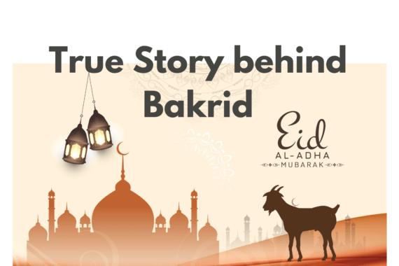 Story behind Eid al-Adha