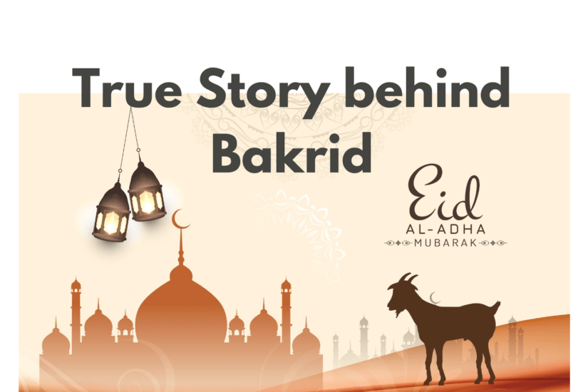 Why Eid-Al-Adha Is Celebrated?