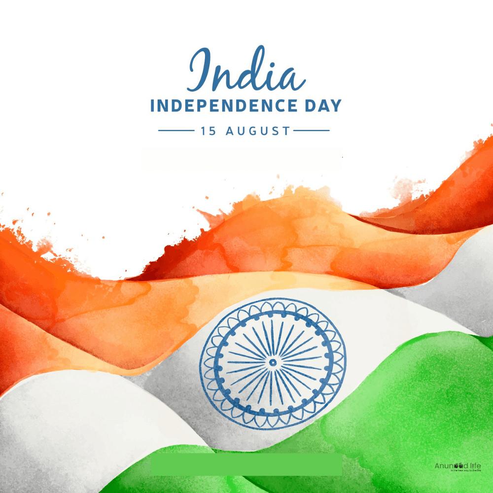 republic day india flag