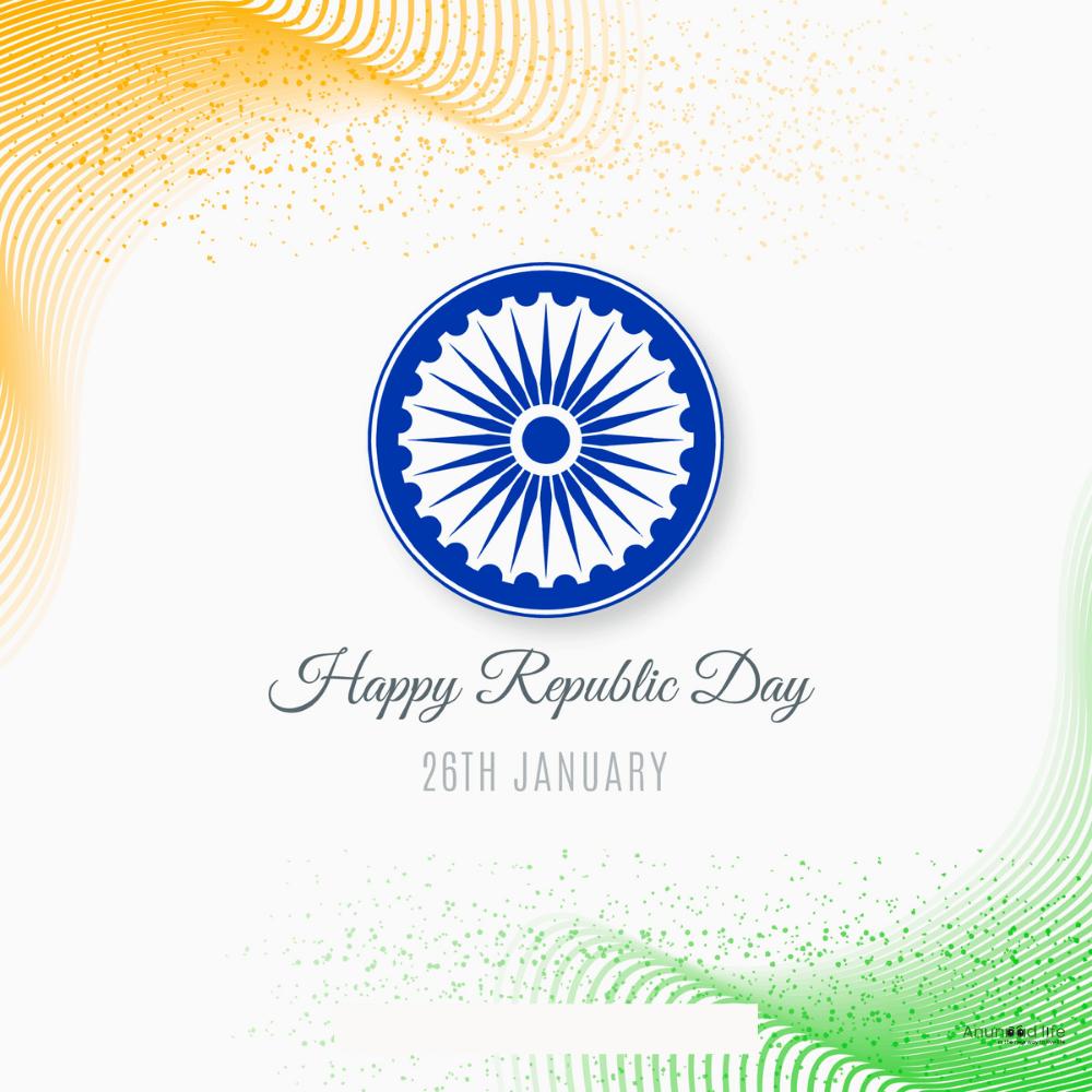 72 republic day