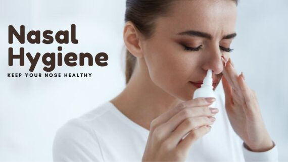 Importance of nasal hygiene