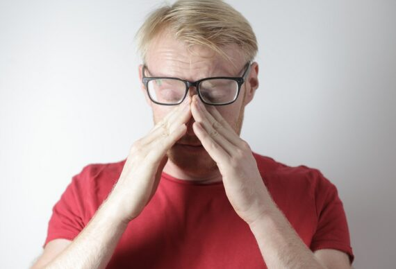 Home remedies to get rid of sinusitis
