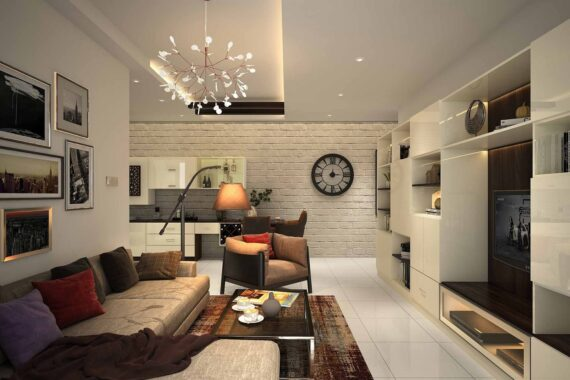 Lighting Ideas for Your Newly Built Home