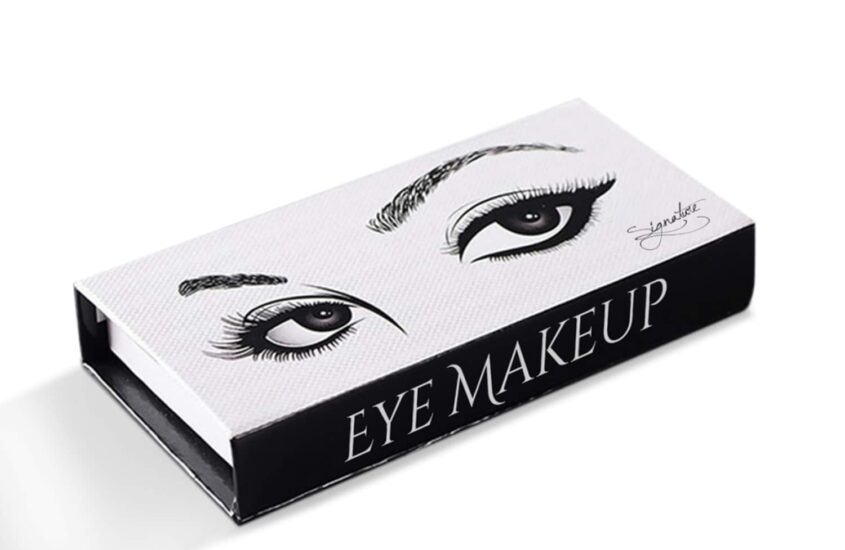 Get Avail more Benefits with Custom Eyeshadow Boxes