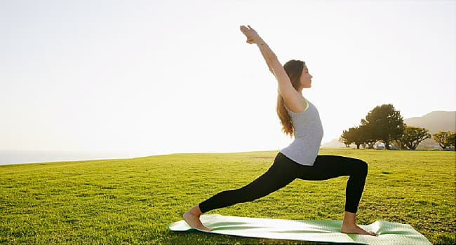 Yoga Benefits for Physical Health