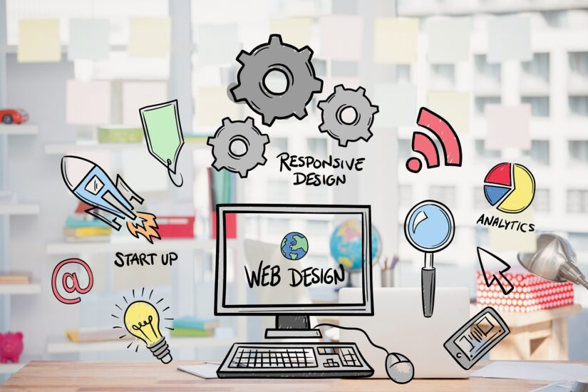 All You Need To Know For Designing A Website